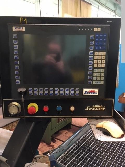 Хонинговальный станок - внутр. - вертик. SUNNEN SV-1000 фото на Industry-Pilot