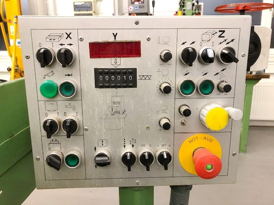 Плоскошлифовальный станок GEIBEL & HOTZ FS 60 AC фото на Industry-Pilot