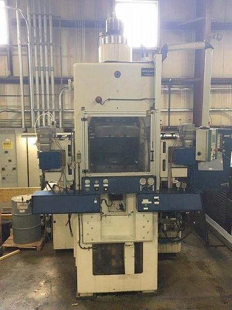 Пресс для чистовой вырубки FEINTOOL GKP F 200/320 фото на Industry-Pilot