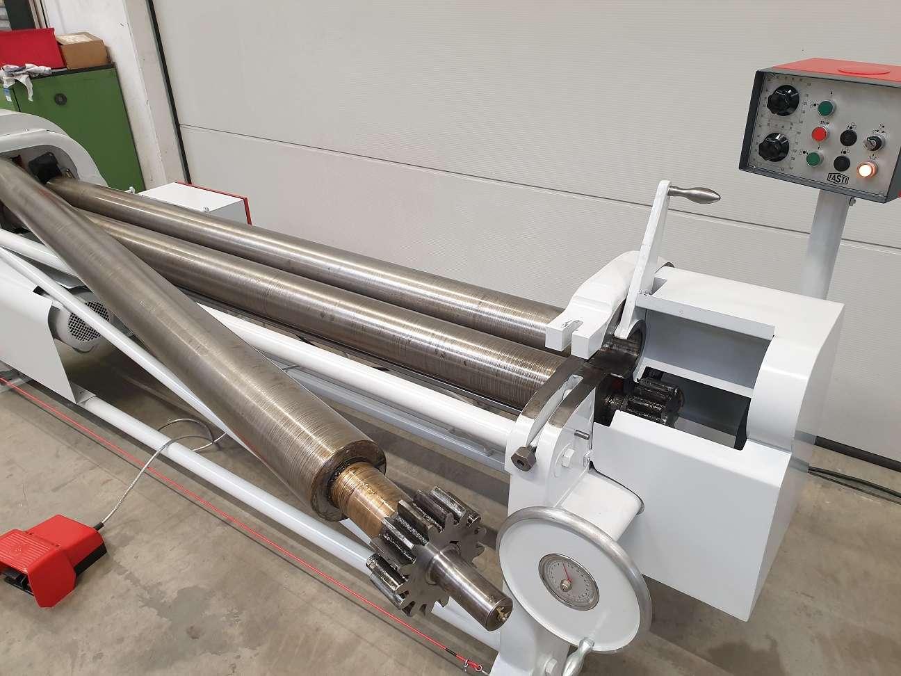 3-вальц. листогибочная машина Fasti 108-25-3 фото на Industry-Pilot