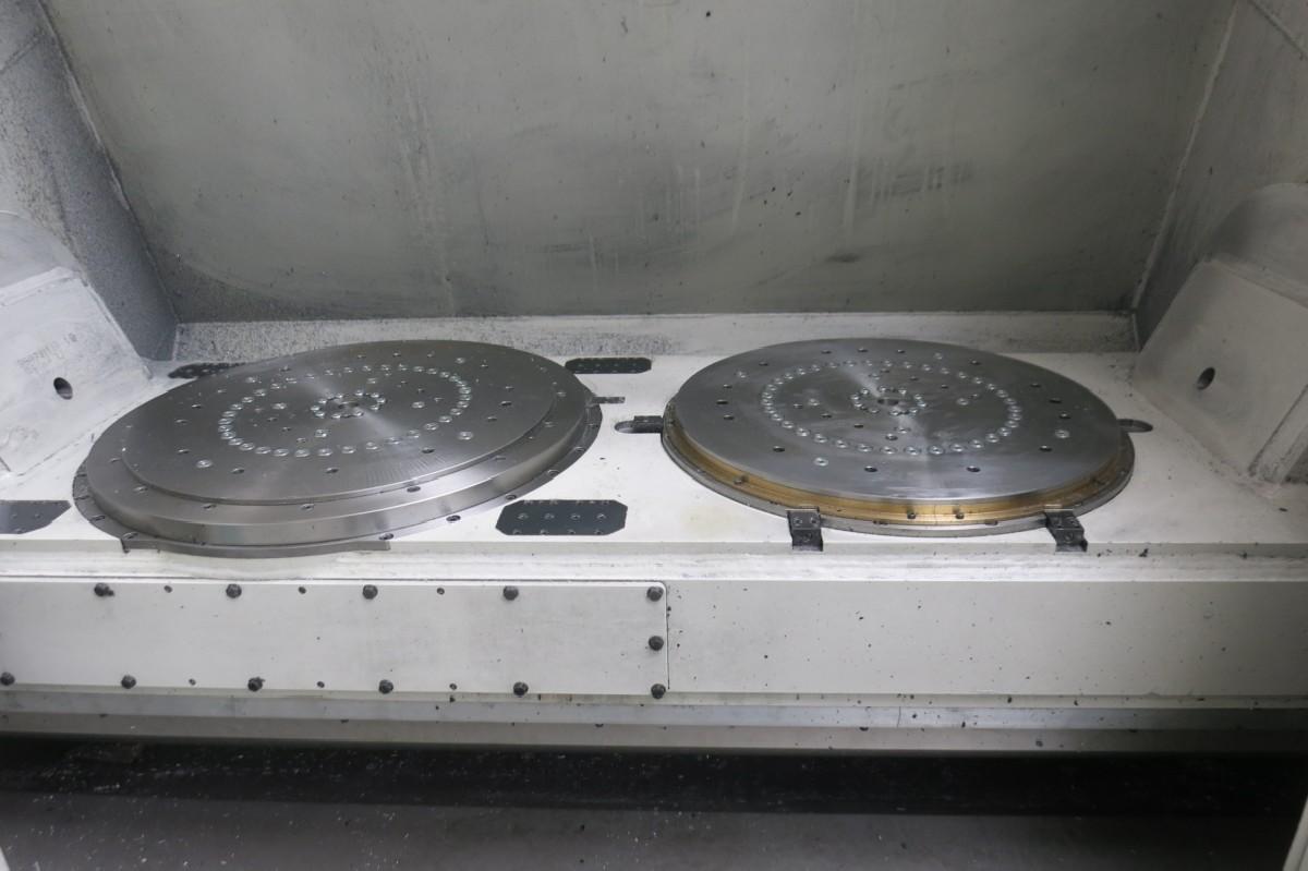 Обрабатывающий центр - горизонтальный Krauseco-Mauser PS MC 840Dsl фото на Industry-Pilot