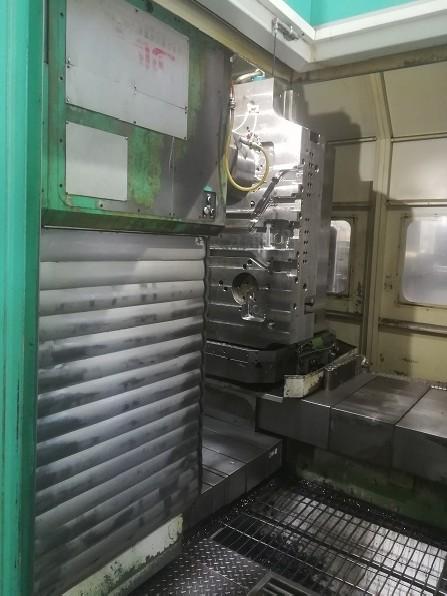 Горизонтально-расточной станок TOS WHN 110 Q 426 фото на Industry-Pilot