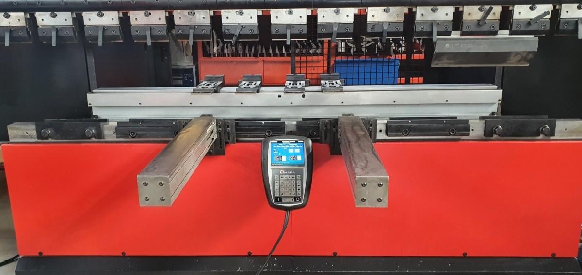 Листогибочный пресс - гидравлический AMADA HFT 80-25 фото на Industry-Pilot