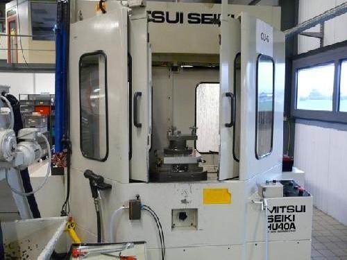 Фрезерный станок - горизонт. MITSUI SEIKI HU 40 A фото на Industry-Pilot