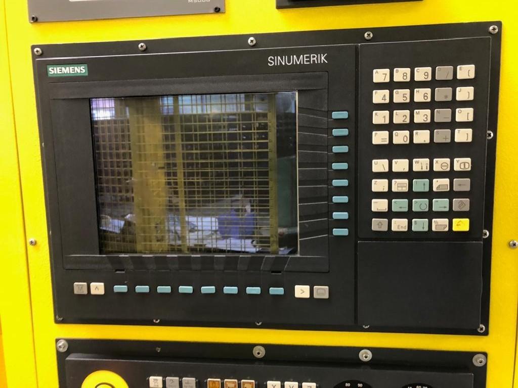 Резьбошлифовальный станок JUNKER Jumaximat фото на Industry-Pilot