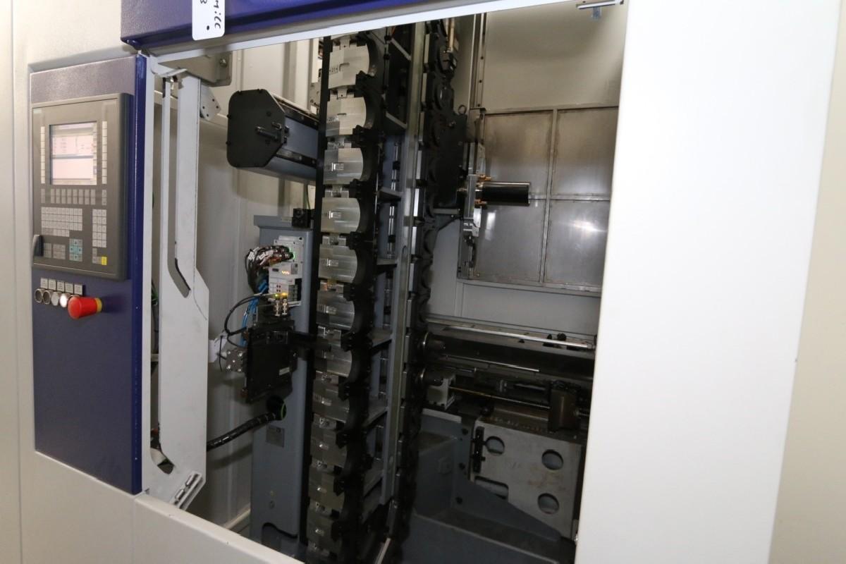 Обрабатывающий центр - горизонтальный SCHIESS Hori Mill 63V фото на Industry-Pilot