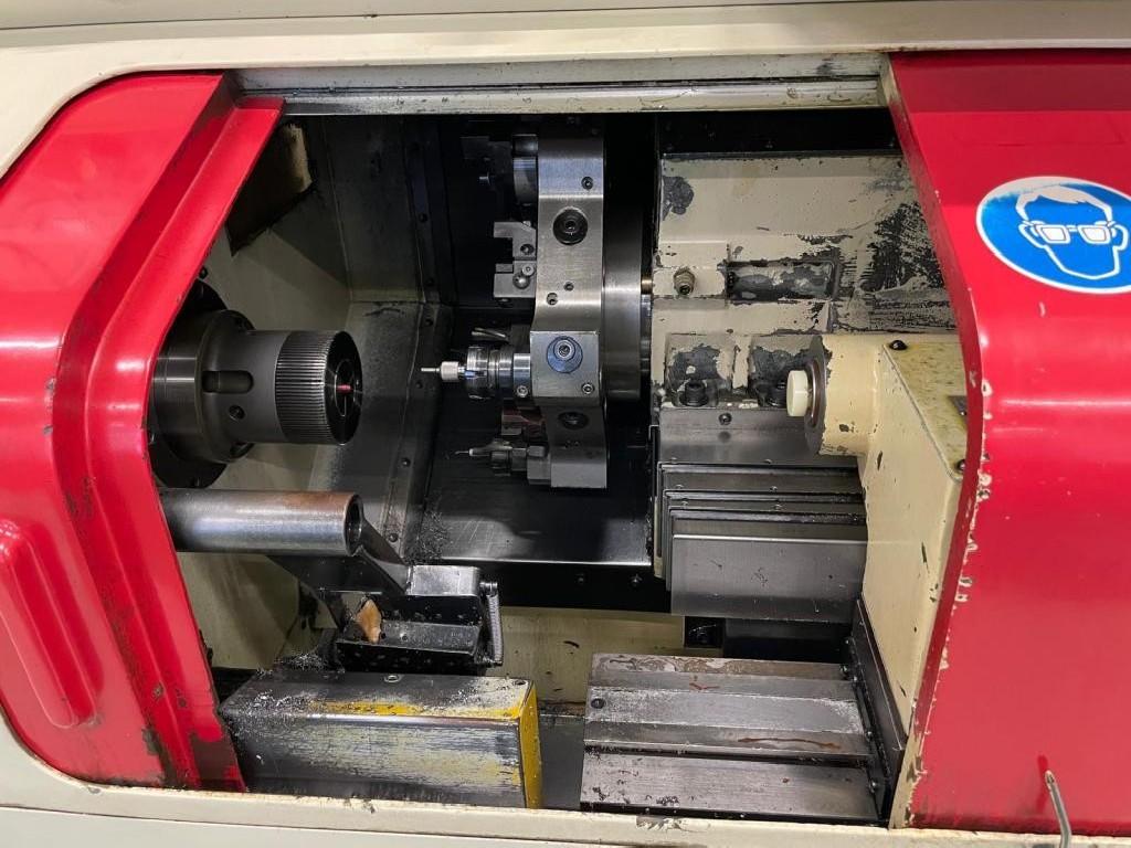Токарный станок с ЧПУ NAKAMURA TMC 15 фото на Industry-Pilot