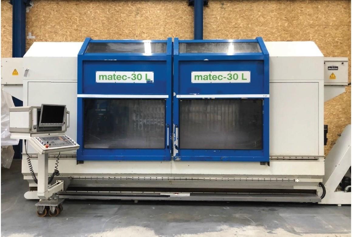 Обрабатывающий центр - вертикальный MATEC 30L фото на Industry-Pilot