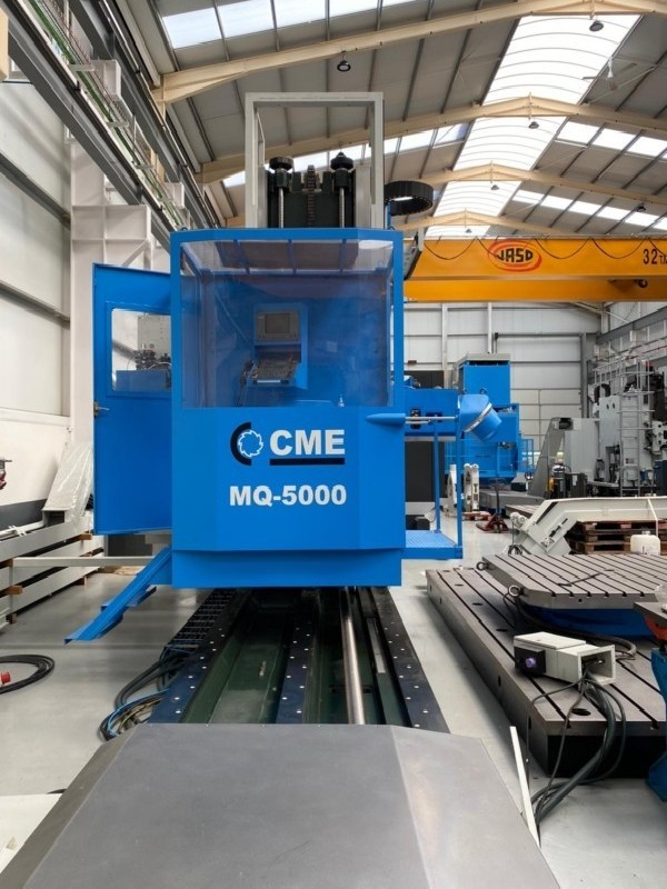 Фрезерный станок с подвижной стойкой CME MQ-5000 фото на Industry-Pilot