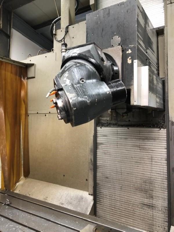 Продольно-фрезерный станок - универсальный MTE BF 4700 фото на Industry-Pilot