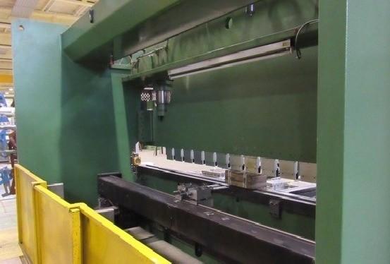 Листогибочный пресс - гидравлический HACO PPES 30200 фото на Industry-Pilot
