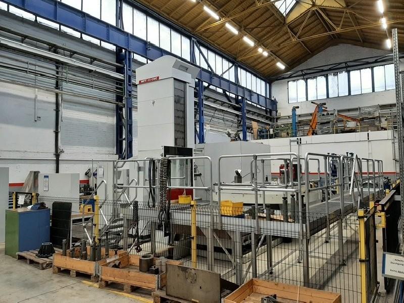 Горизонтально-расточной станок FERMAT WFT 13 фото на Industry-Pilot