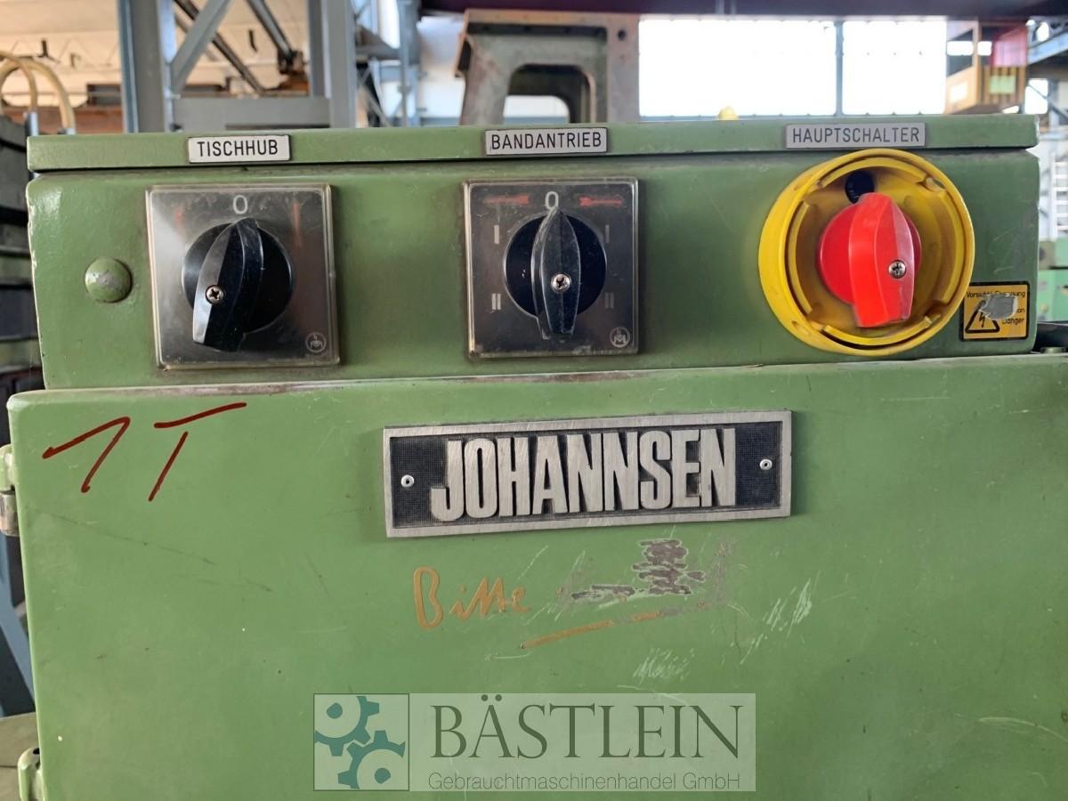 Широколенточный шлифовальный станок JOHANNSEN MS 85 фото на Industry-Pilot