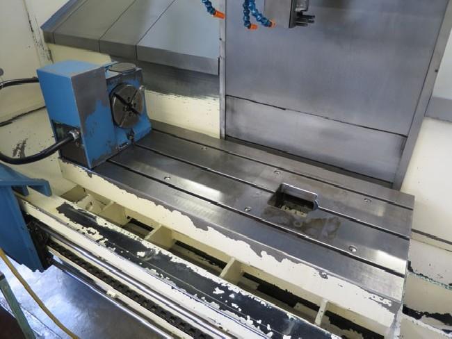 Обрабатывающий центр - вертикальный AXA VSC-1 MK/C фото на Industry-Pilot