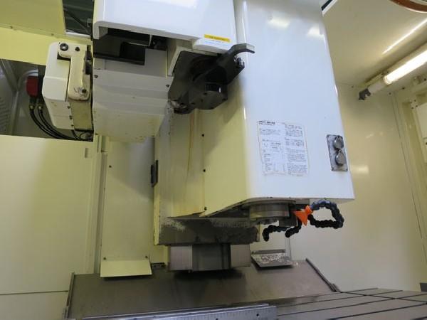 Обрабатывающий центр - вертикальный KITAMURA Mycenter 4 фото на Industry-Pilot