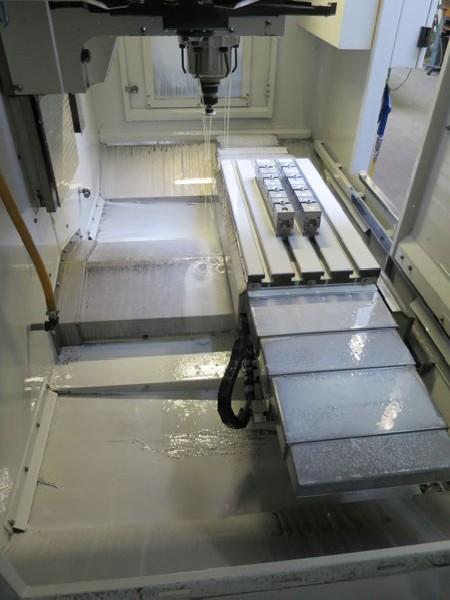 Обрабатывающий центр - вертикальный RIMA BUFFALO MCV2418 фото на Industry-Pilot