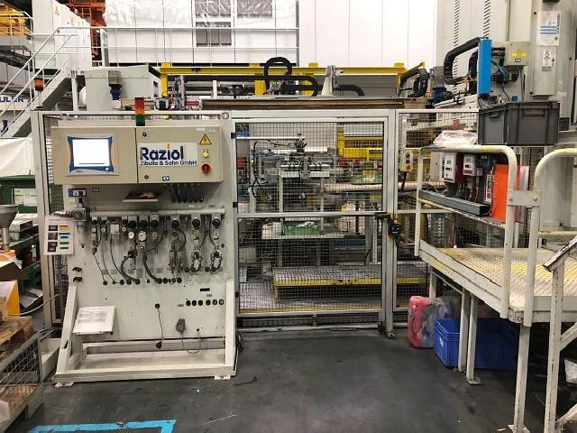 Пресс для литьевого прессования MOSSINI PDM/2B/400 фото на Industry-Pilot