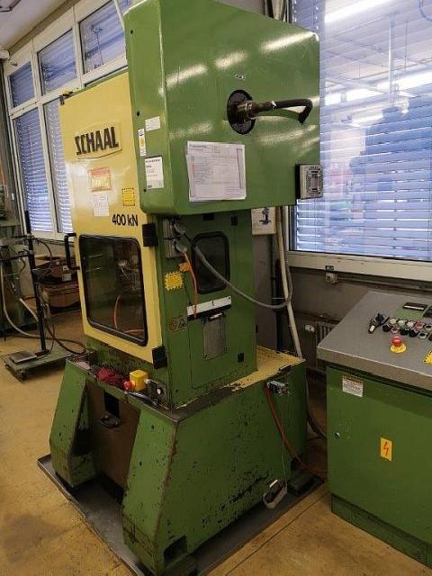 Штамповочный автомат SCHAAL SEP 40 фото на Industry-Pilot