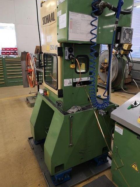 Штамповочный автомат SCHAAL SEP 25 фото на Industry-Pilot