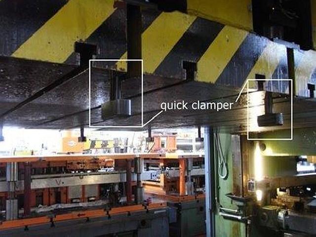 Пресс для литьевого прессования MÜLLER ZE 630-30/18.11 фото на Industry-Pilot