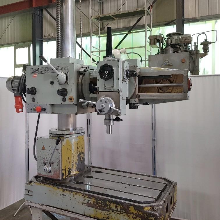 Радиально-сверлильный станок STANKOIMPORT 2 K 52-1 фото на Industry-Pilot