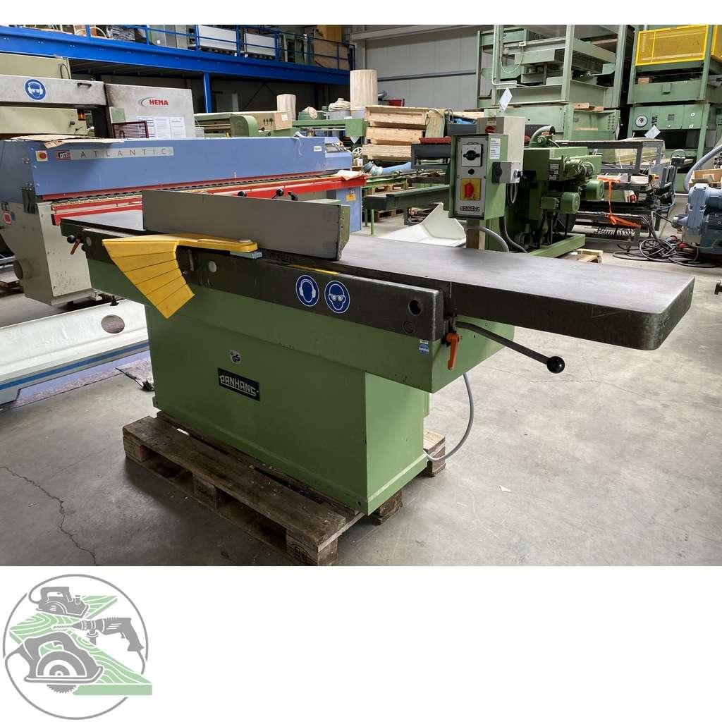 Фуговальный станок Panhans Abrichthobelmaschine Typ 324 фото на Industry-Pilot