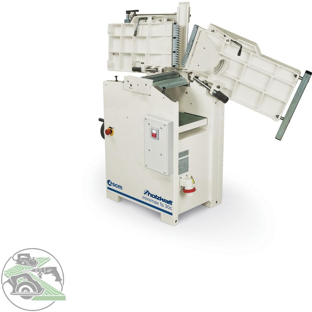 Комб. фуговально-рейсмусовый станок Abricht-/Dickenhobelmaschine SCM Holzkraft fs 30c TERSA фото на Industry-Pilot