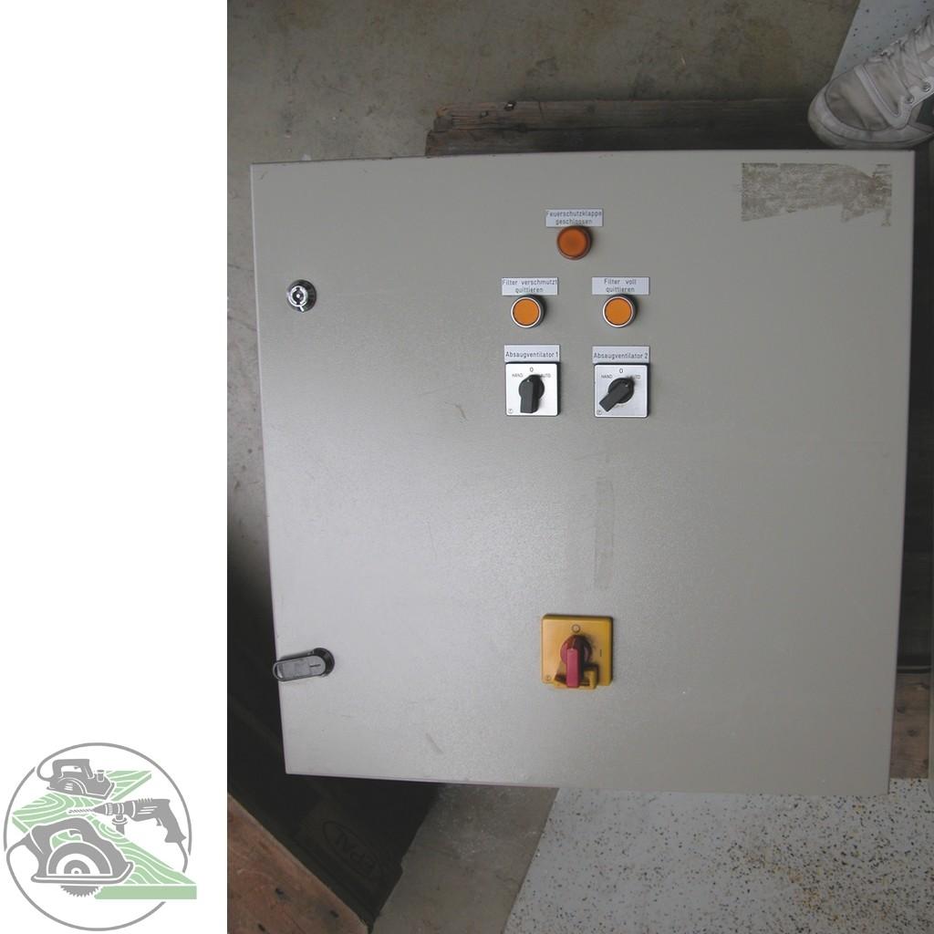 Шкаф управления, холодильный агрегат Schaltschrank mit ЧПУ фото на Industry-Pilot