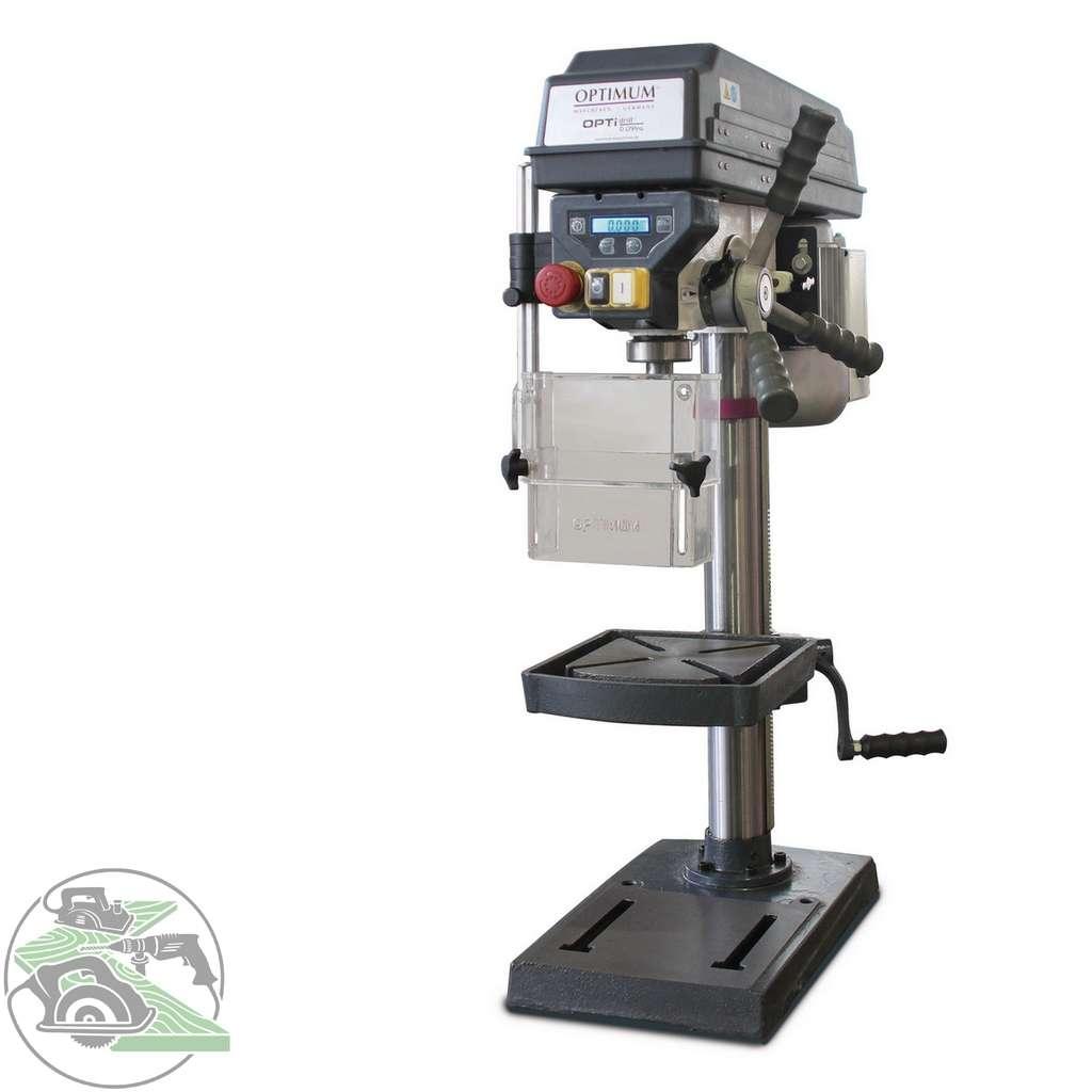Ребросклеивающий станок Optimum Bohrmaschine OPTIdrill D17 PRO Set фото на Industry-Pilot