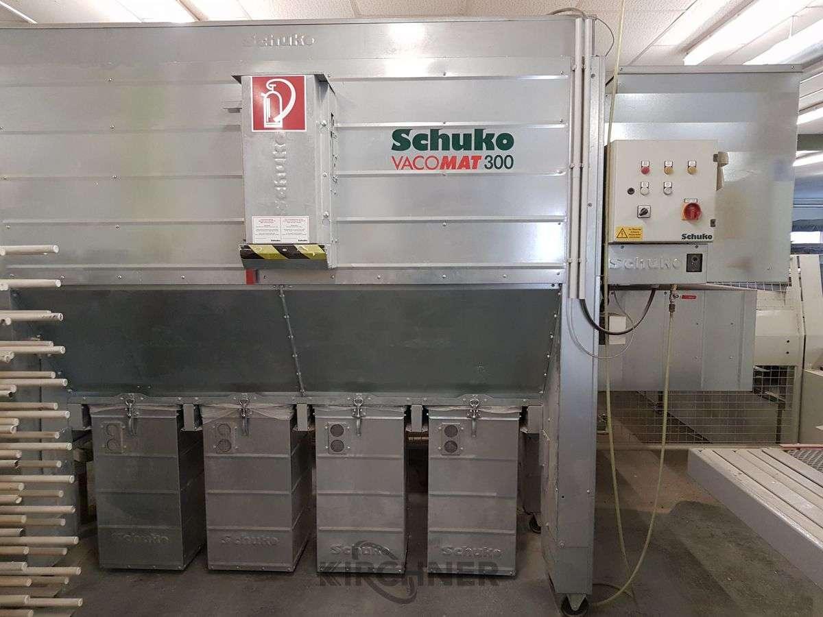 Вытяжное устройство Schuko Vacomat 300 фото на Industry-Pilot