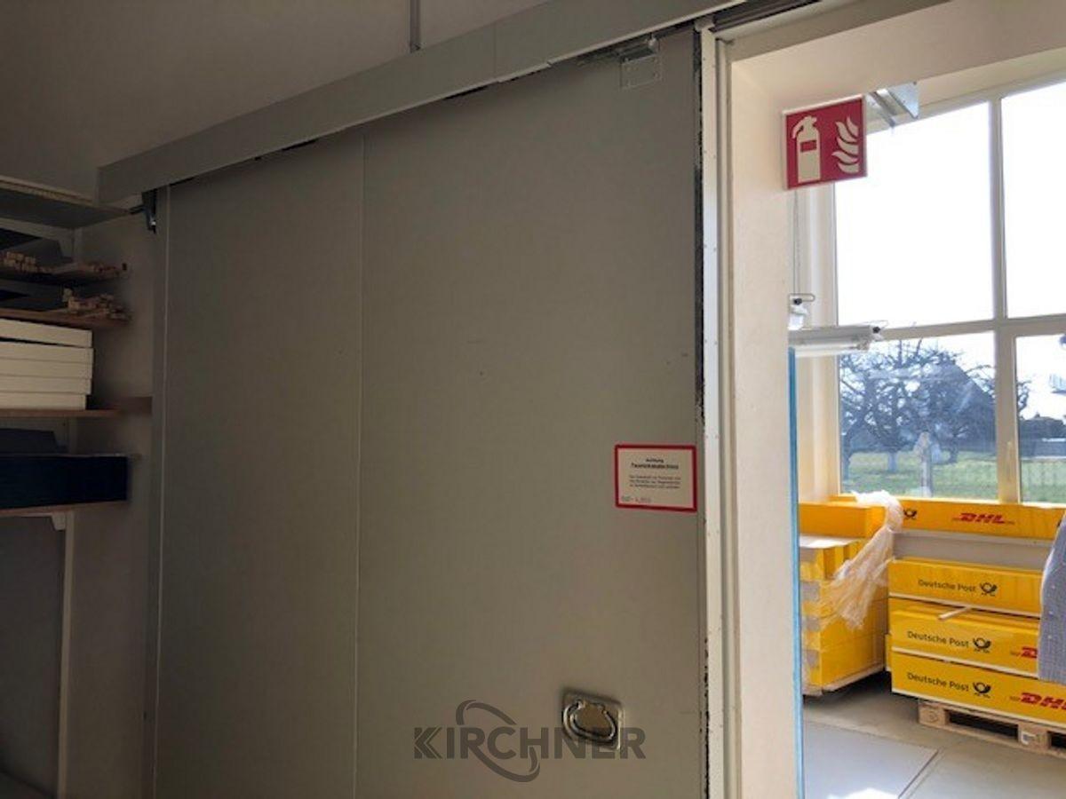 Шкаф управления, холодильный агрегат Brandschutztor фото на Industry-Pilot