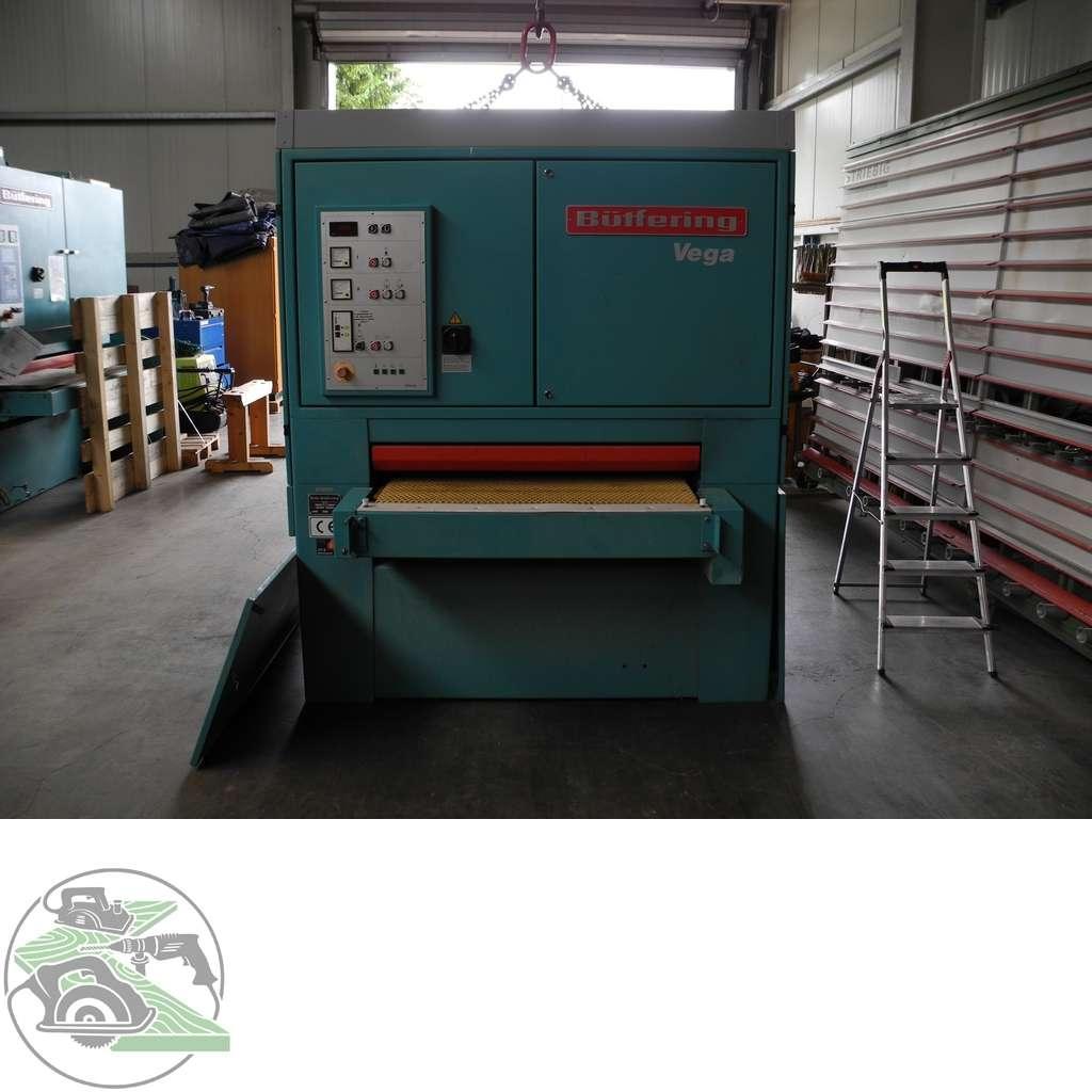 Широколенточный шлифовальный станок Bütfering Breitbandschleifmaschine Typ Vega 211-SKC фото на Industry-Pilot