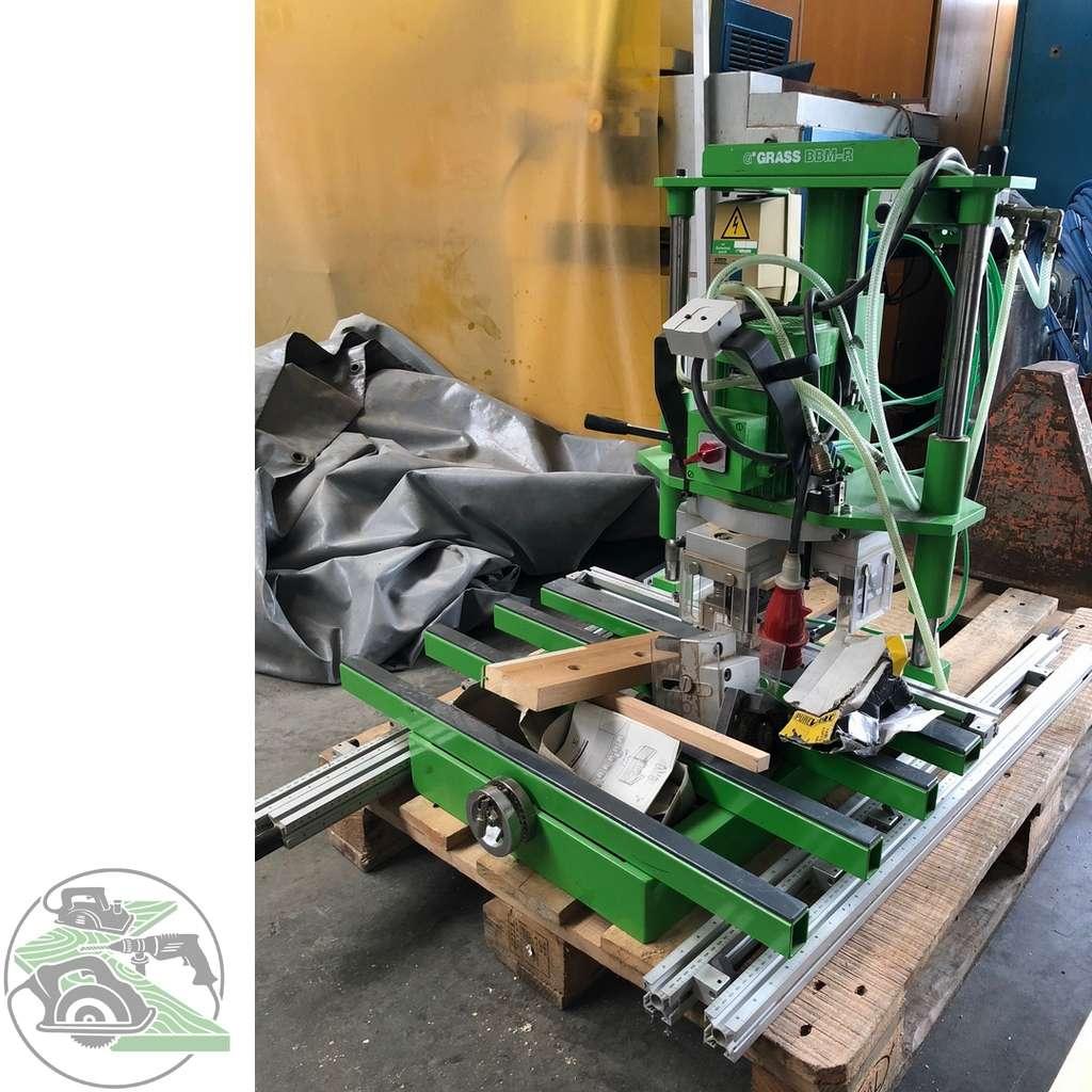 Станок для сверления гнёзд под фурнитуру Grass Beschlagbohrmaschine Typ BBM-R фото на Industry-Pilot