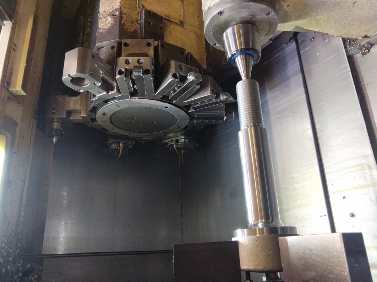Токарно фрезерный станок с ЧПУ MAZAK Quick Turn Smart 350 M фото на Industry-Pilot