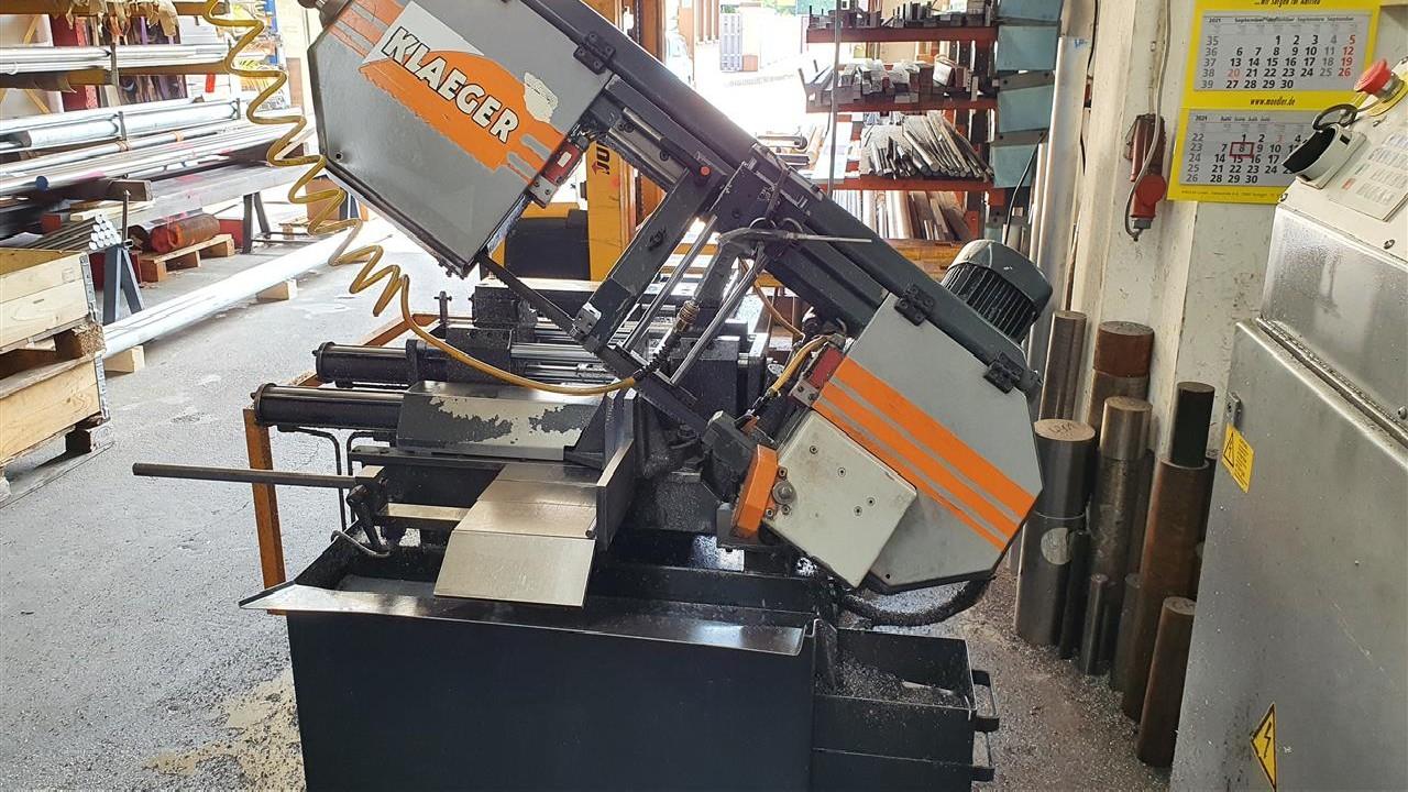 Ленточнопильный станок по металлу - Автом. Klaeger HBA 220 фото на Industry-Pilot