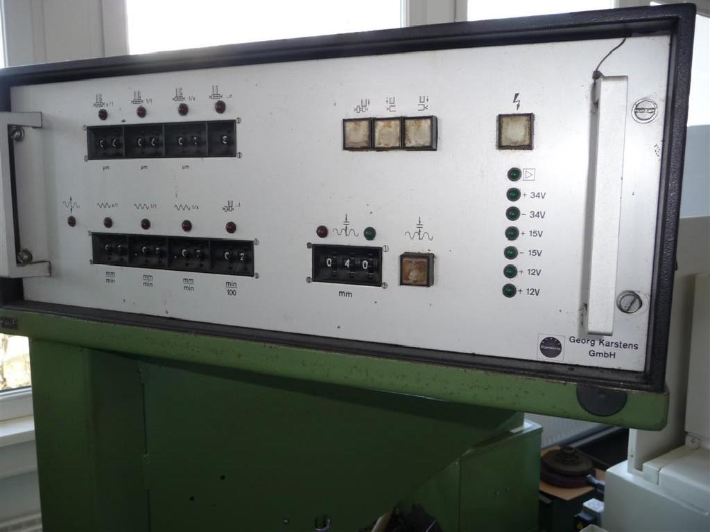 Круглошлифовальный станок - универс. KARSTENS K 11-1000 фото на Industry-Pilot