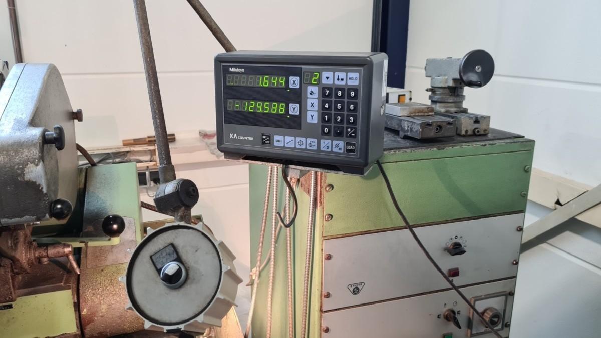 Круглошлифовальный станок - универс. STUDER RHU 400 фото на Industry-Pilot