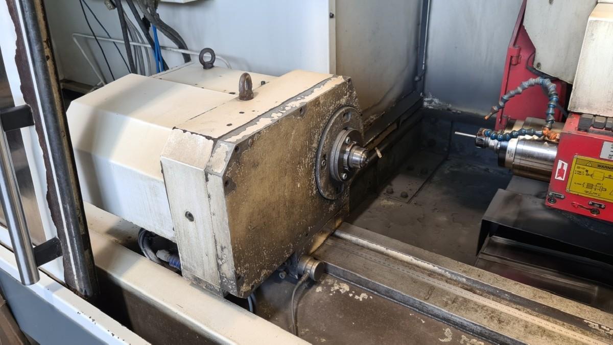 Круглошлифовальный станок - универс. STUDER S 31 CNC фото на Industry-Pilot