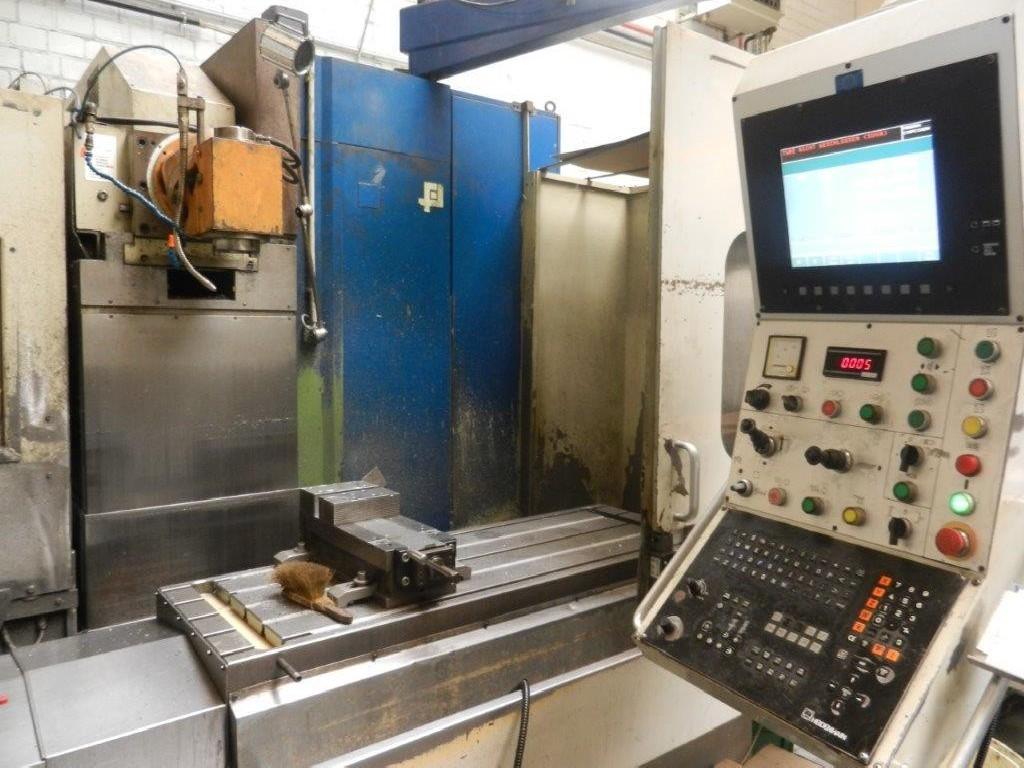 Продольно-фрезерный станок - универсальный FIL FS 130 (CNC) фото на Industry-Pilot