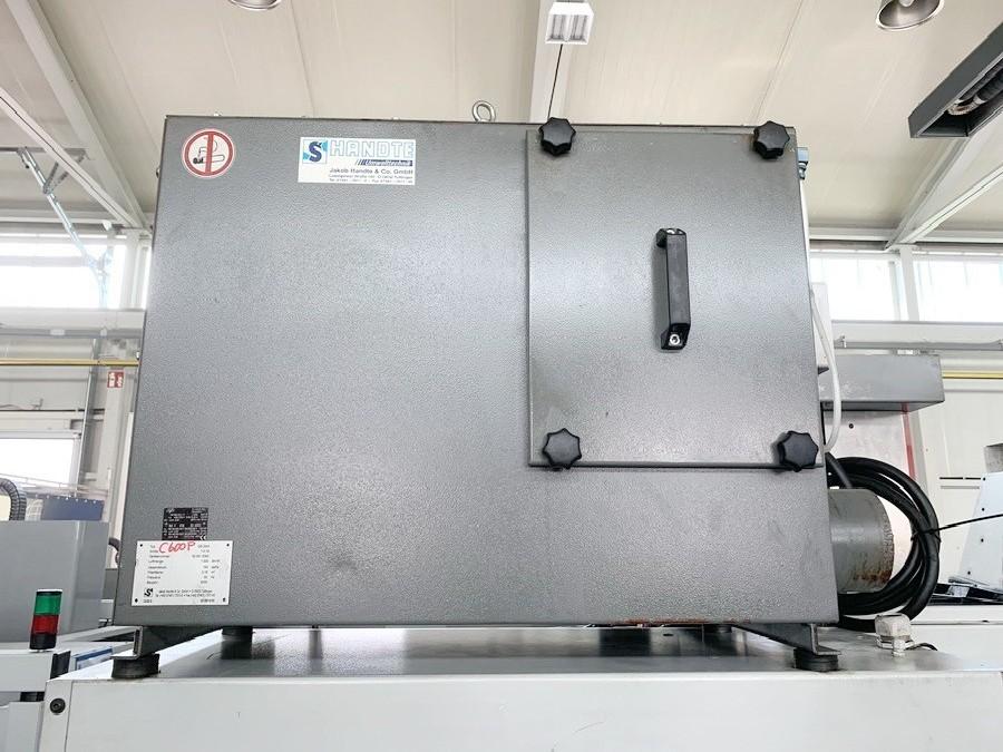 Обрабатывающий центр - вертикальный HERMLE C 600 P фото на Industry-Pilot