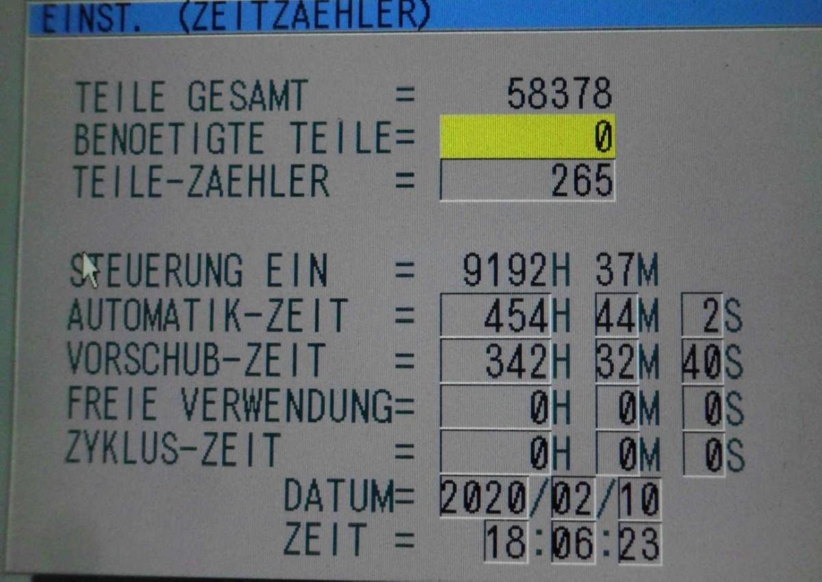Токарный станок с ЧПУ GILDEMEISTER NEF 600 фото на Industry-Pilot