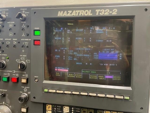 Токарный станок с ЧПУ MAZAK Quick Turn 35u фото на Industry-Pilot
