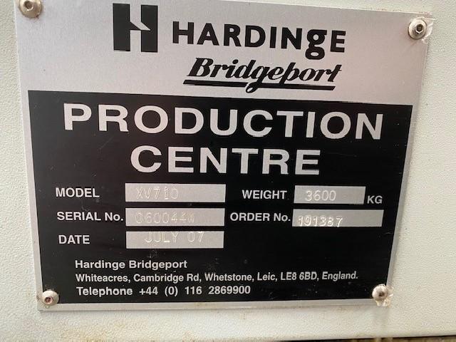 Обрабатывающий центр - вертикальный BRIDGEPORT XV710 фото на Industry-Pilot