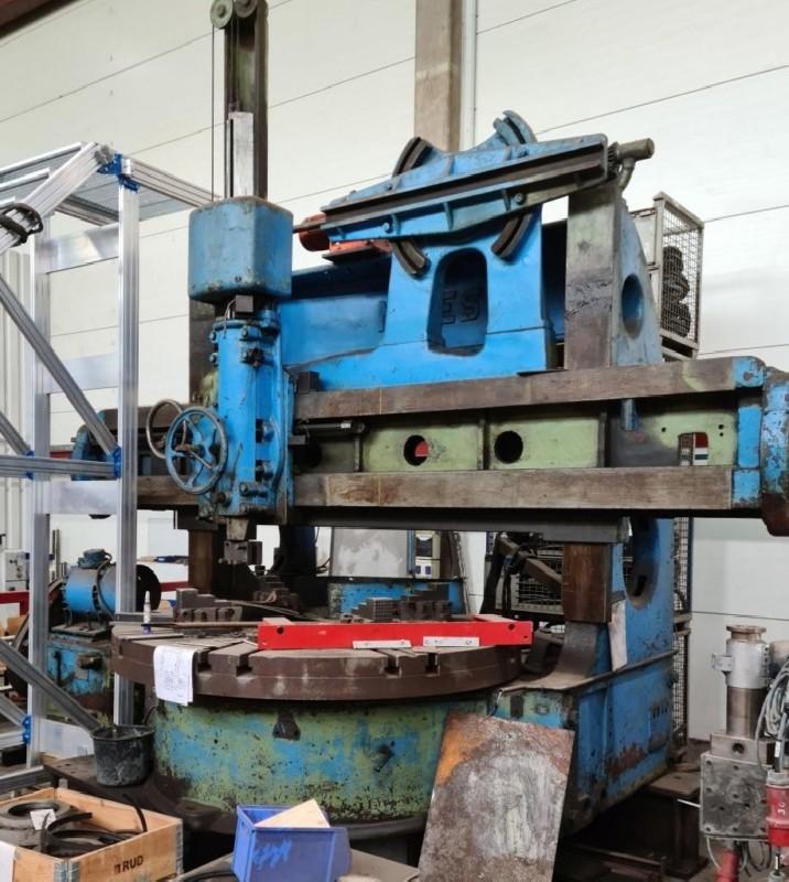 Карусельно-токарный станок - двухстоечный NILES DKZ 2000 фото на Industry-Pilot