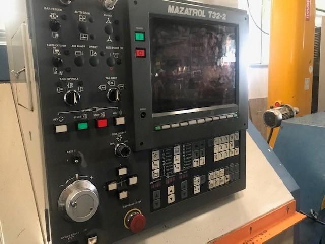 Токарный станок с ЧПУ MAZAK QT 28 N фото на Industry-Pilot
