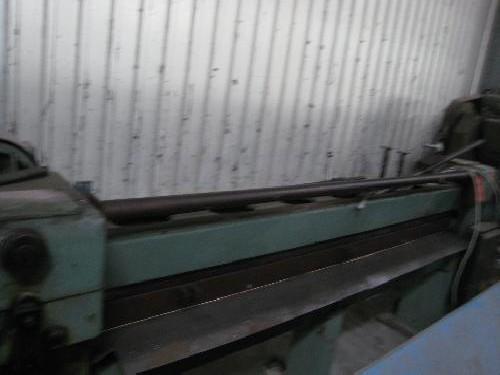 Гильотина механическая RFR MS/24 фото на Industry-Pilot