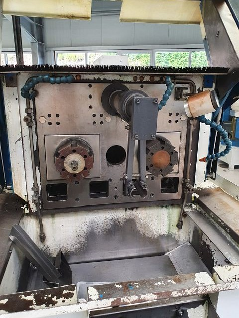 Прутковый токарный автомат продольного точения MANURHIN KMX FIRST F фото на Industry-Pilot