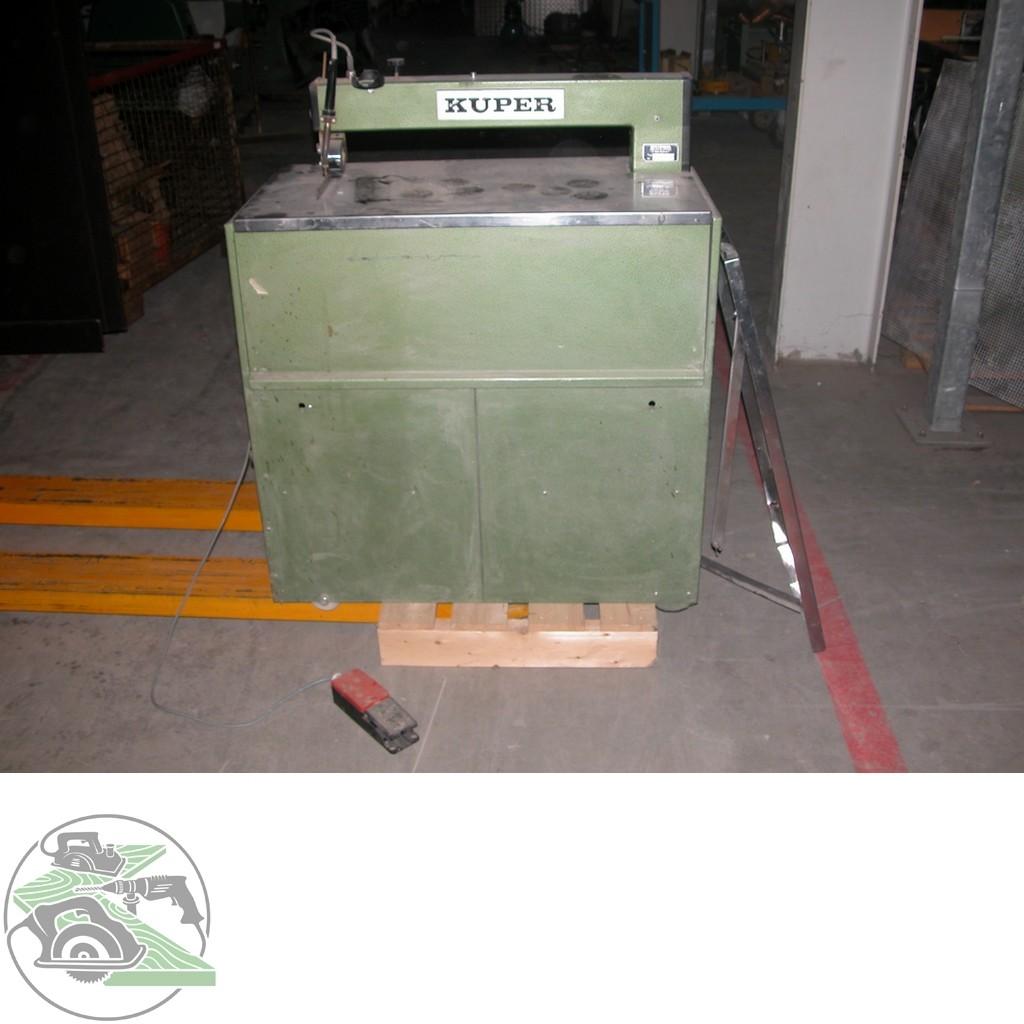 Ребросклеив. станок для шпона Kuper Furnierzusammensetzmaschine Typ Mini 630 фото на Industry-Pilot