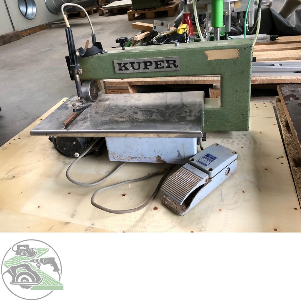 Ребросклеив. станок для шпона Kuper Furnierzusammensetzmaschine Typ FW Mini фото на Industry-Pilot