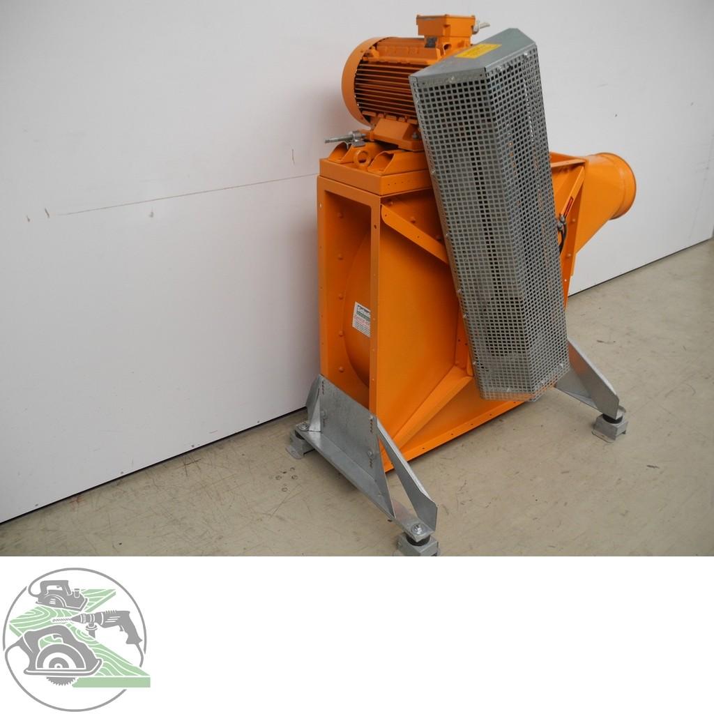Вентилятор Schuko Ventilator Typ K300-GR 90-2 K 300 GR 90-2 фото на Industry-Pilot